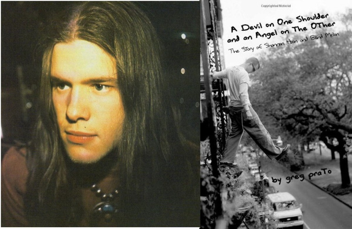 """Shannon Hoon: """"A Devil on One Shoulder and An Angel on the Other"""""""