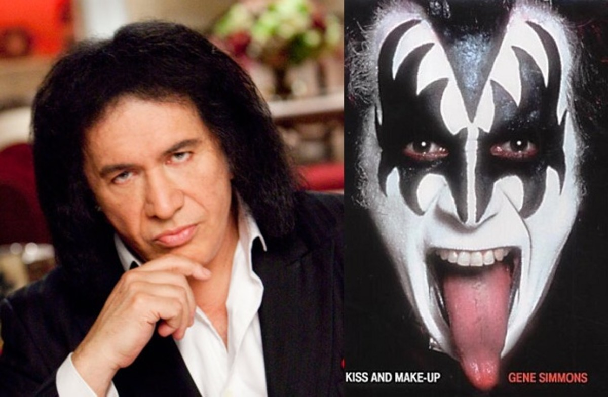 "Gene Simmons: ""Kiss and Makeup"""