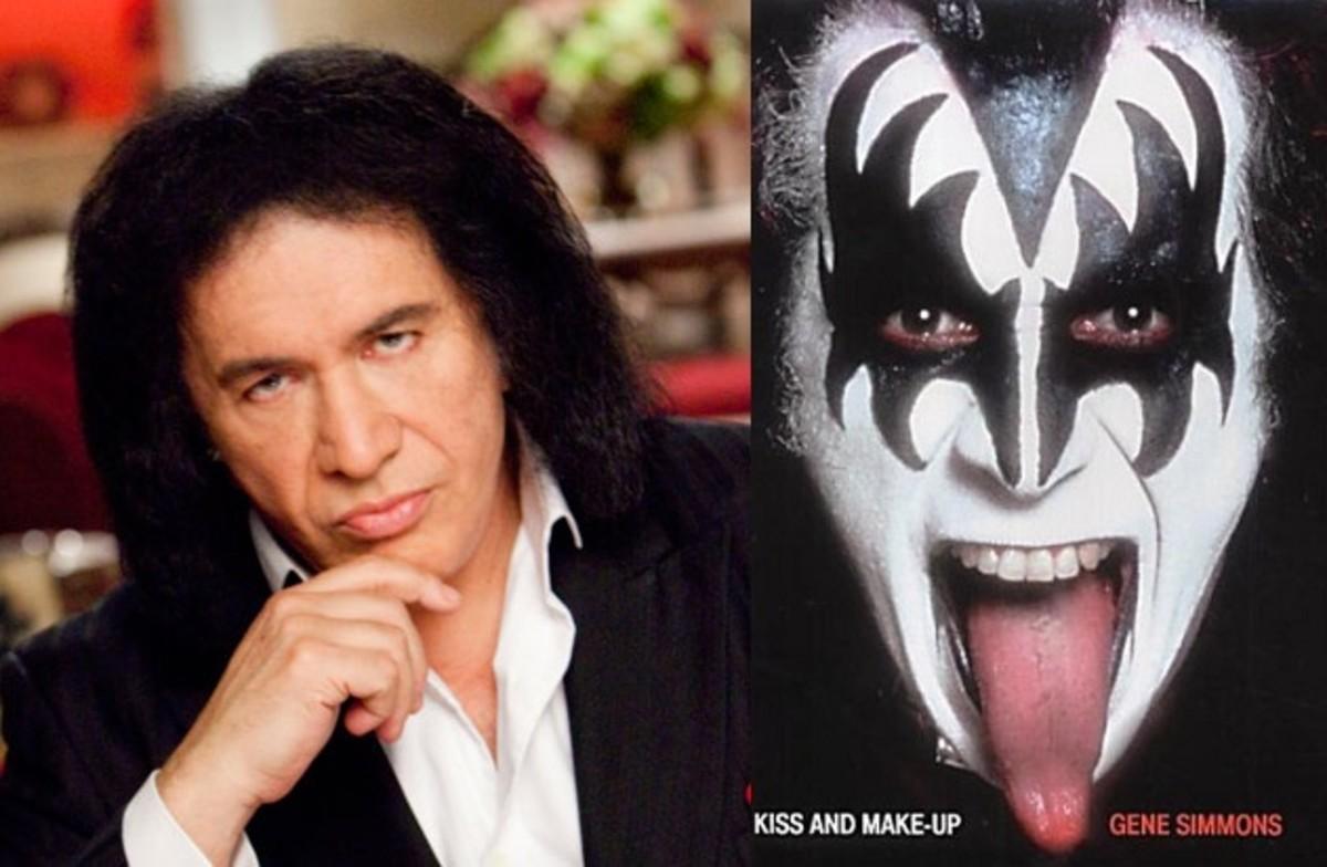 """Gene Simmons: """"Kiss and Makeup"""""""