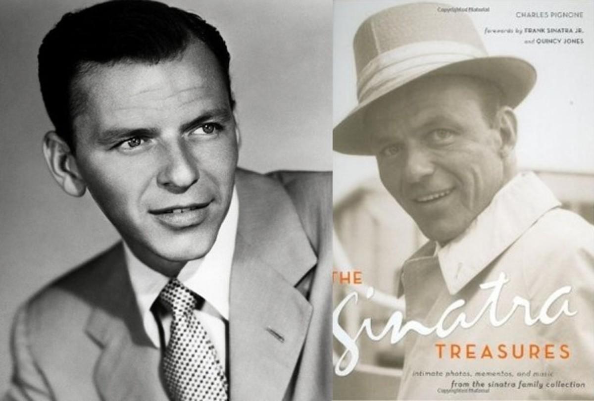 """Frank SInatra:  """"The Sinatra Treasures""""."""