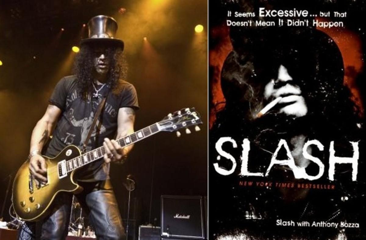 """Slash: """"Slash"""""""