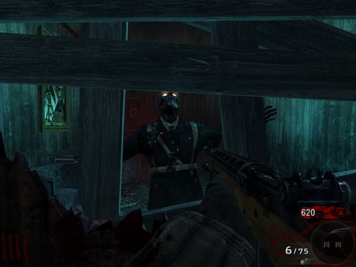 crawlers on black ops. Call Of Duty Black Ops Zombies