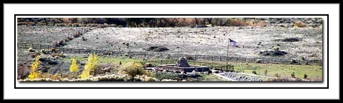 Tale of the Mountain Meadows Massacre