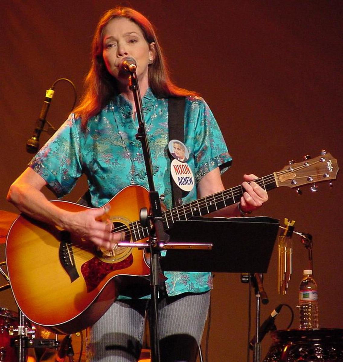 Nanci Griffith: Country's Queen of Folk
