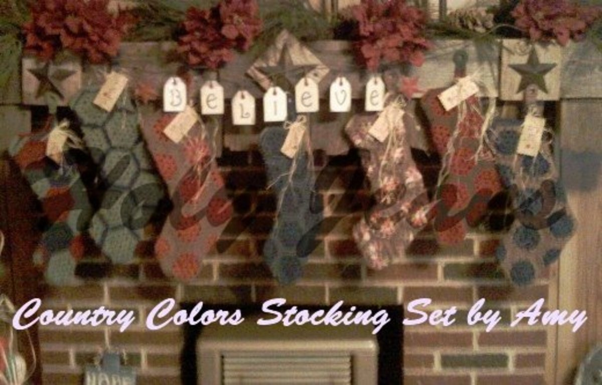 FREE Crochet Christmas Stocking Pattern