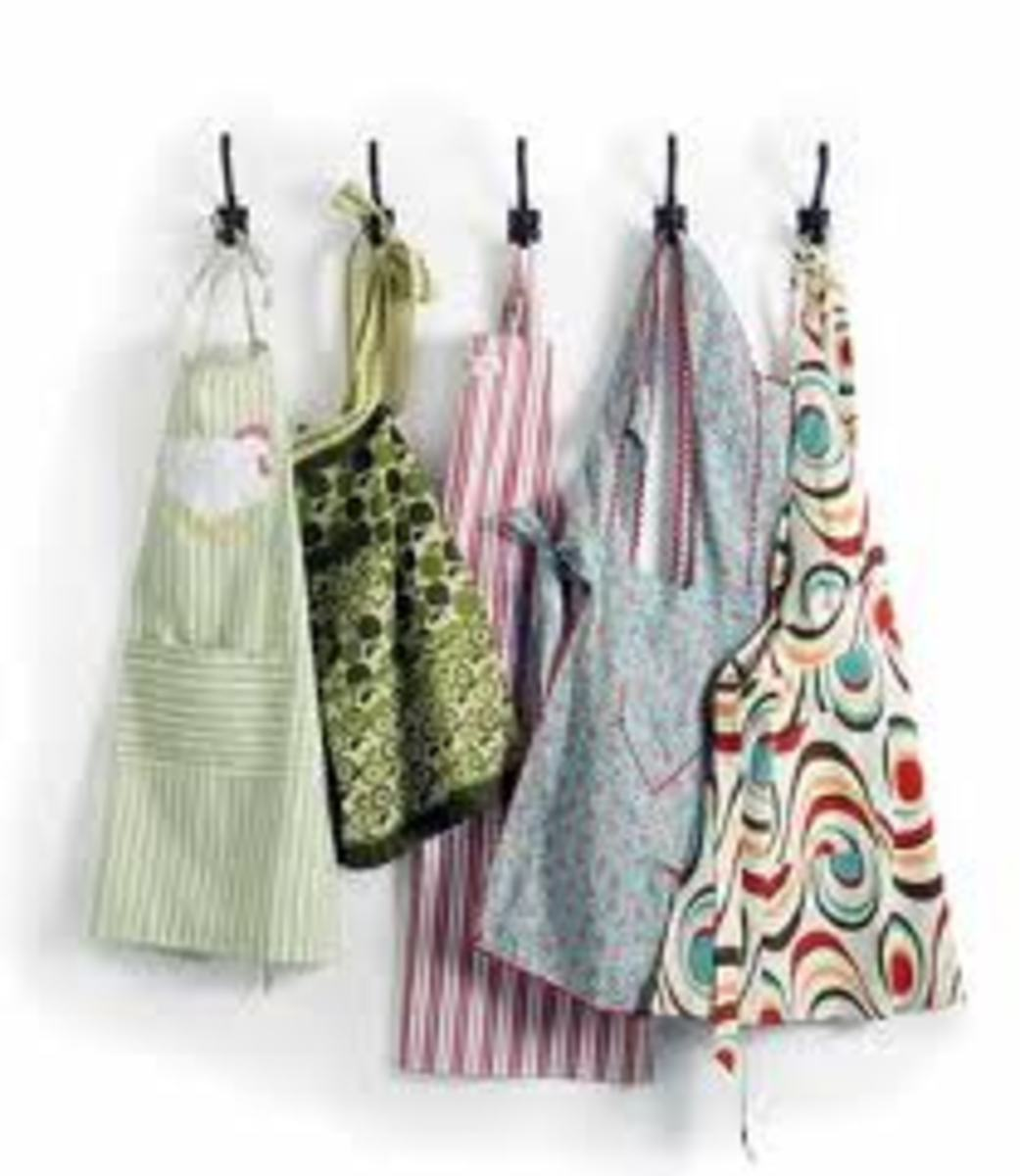 Aprons: Part of the Traditional Womens Costume in Europe
