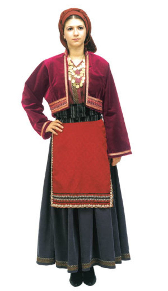 Traditional German clothing!!?