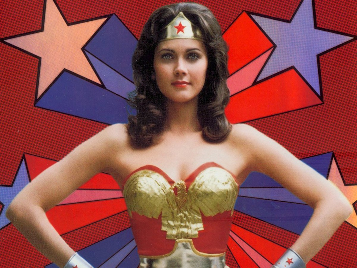 Linda Carter as Wonder Wonder (1975-1979)