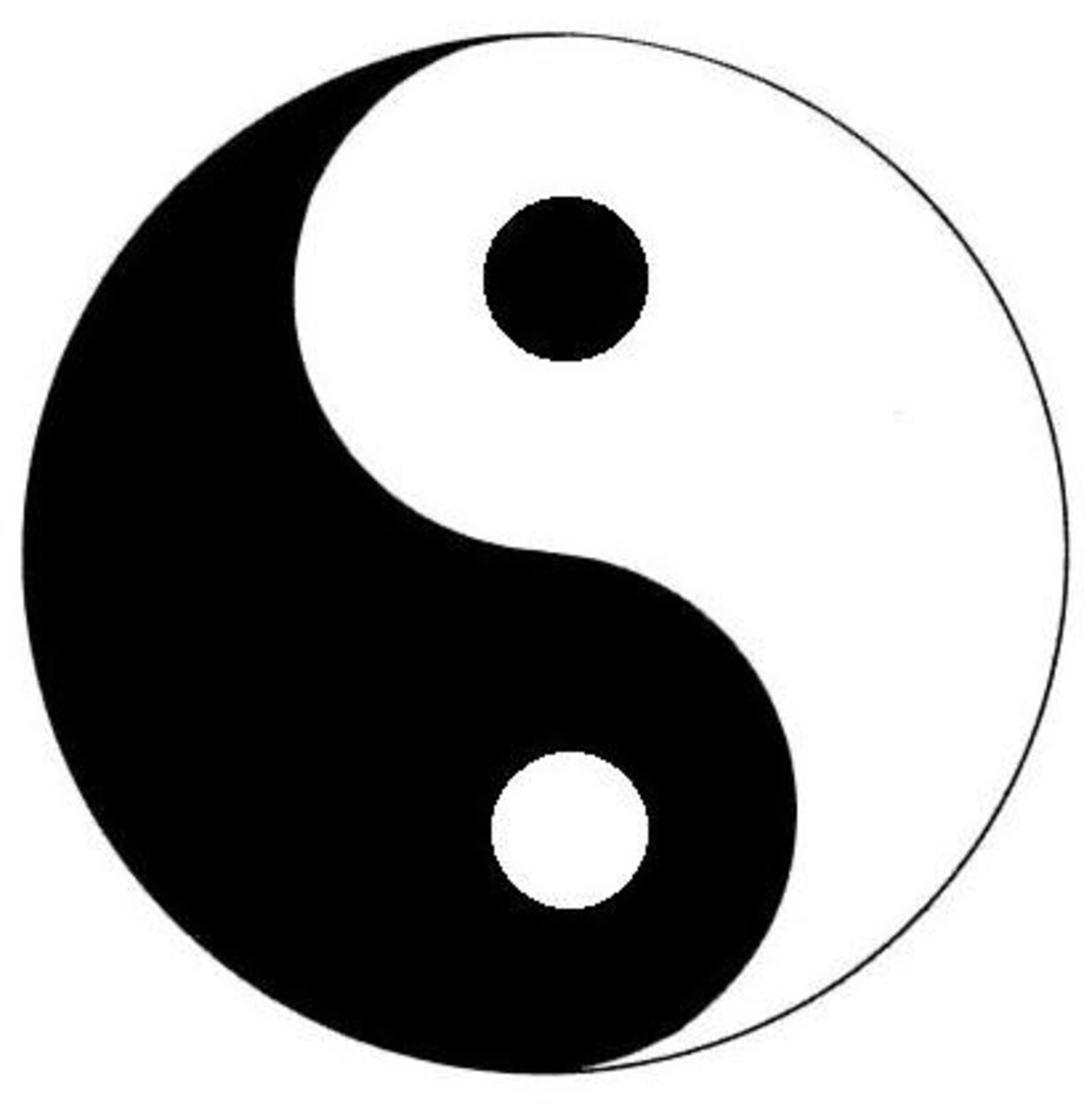 Yin Yang Symbol Meaning - Chinese Philosophy