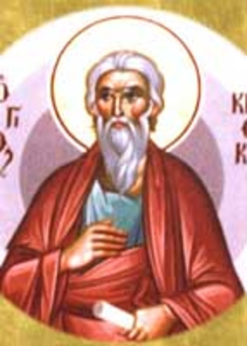Icon of Crescens