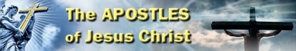 "The APOSTLES of CHRIST - The First Anointed Ones - The ""Fishers of Men"" and ""The Rock"" - (PART 2)"