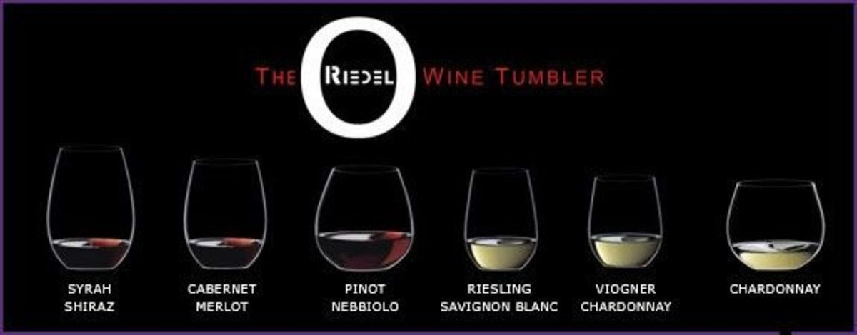 Riedel Wine Tumblers