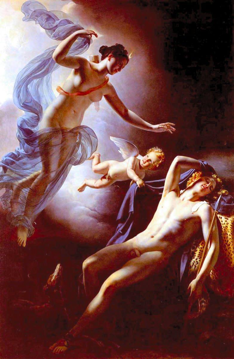 Endymion - Jerome Martin Langlois