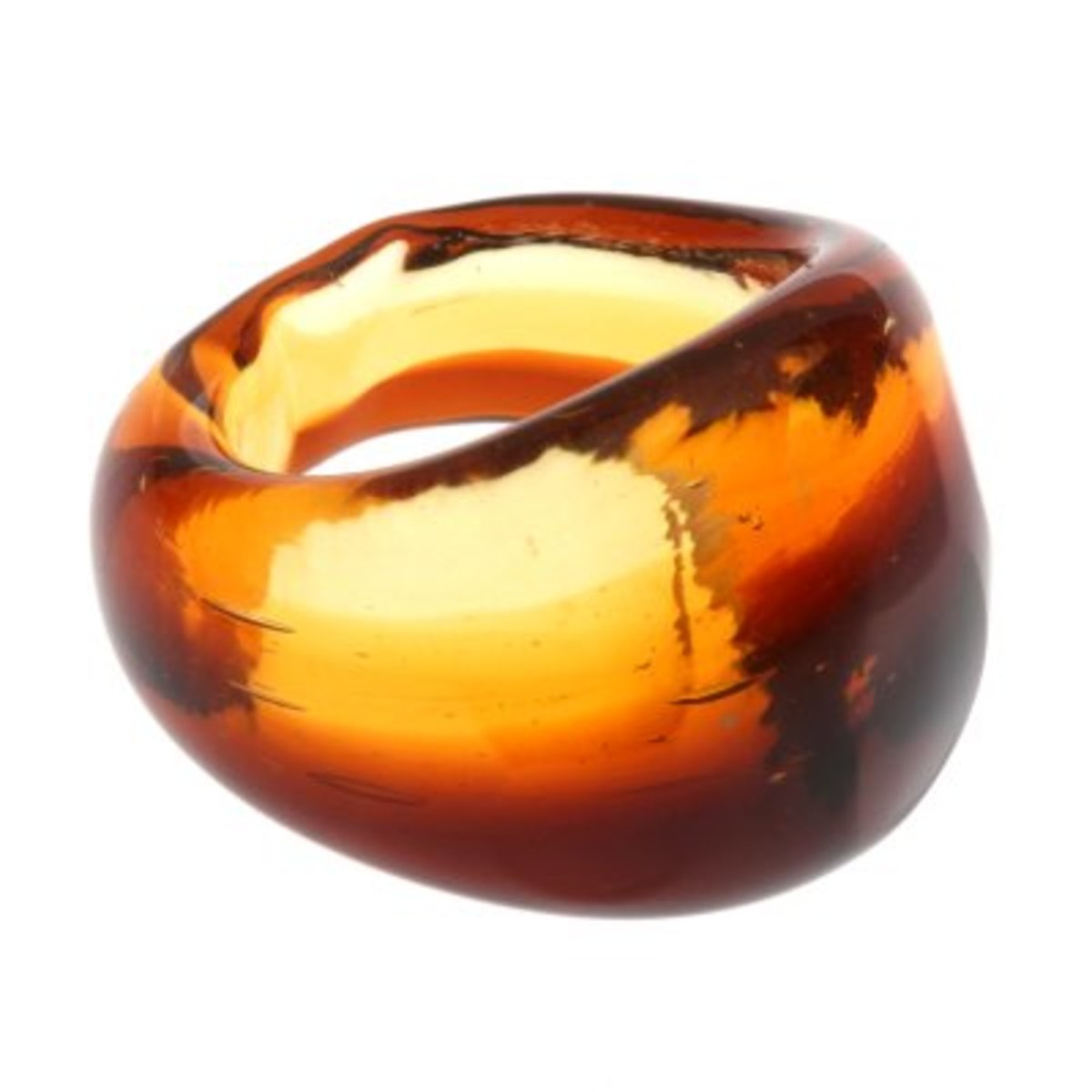 An Amber ring
