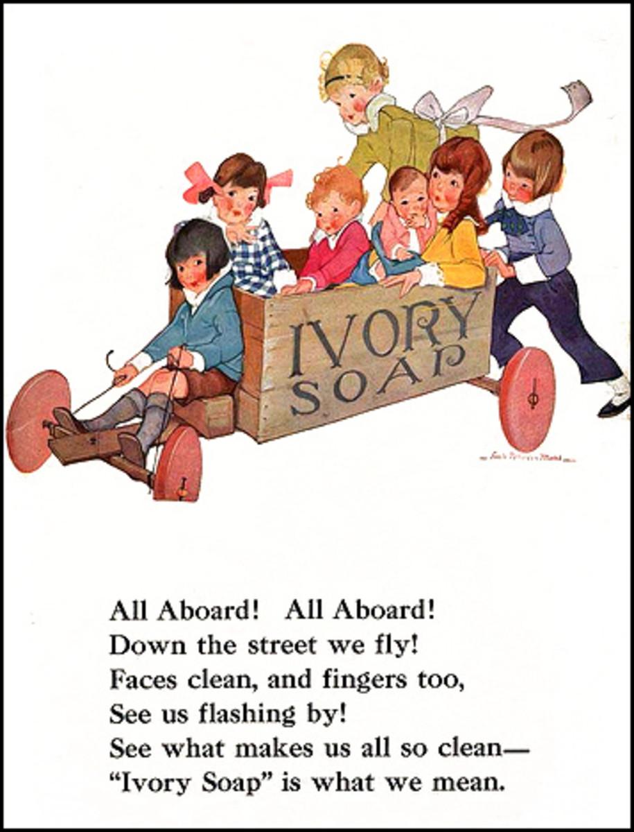 Bubbly History of Soap
