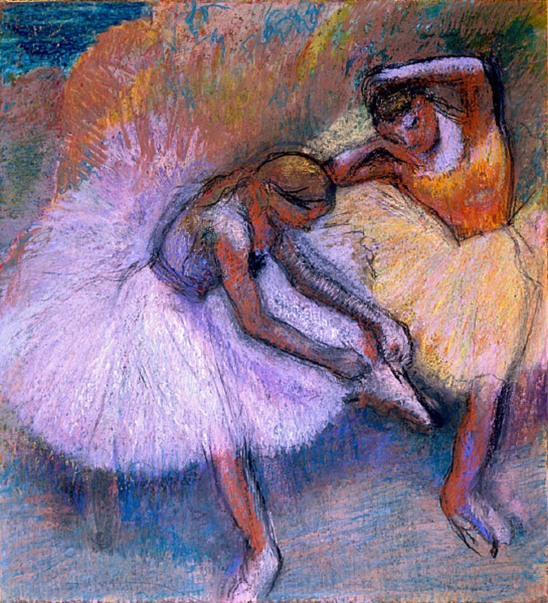 Edgar Degas 1898