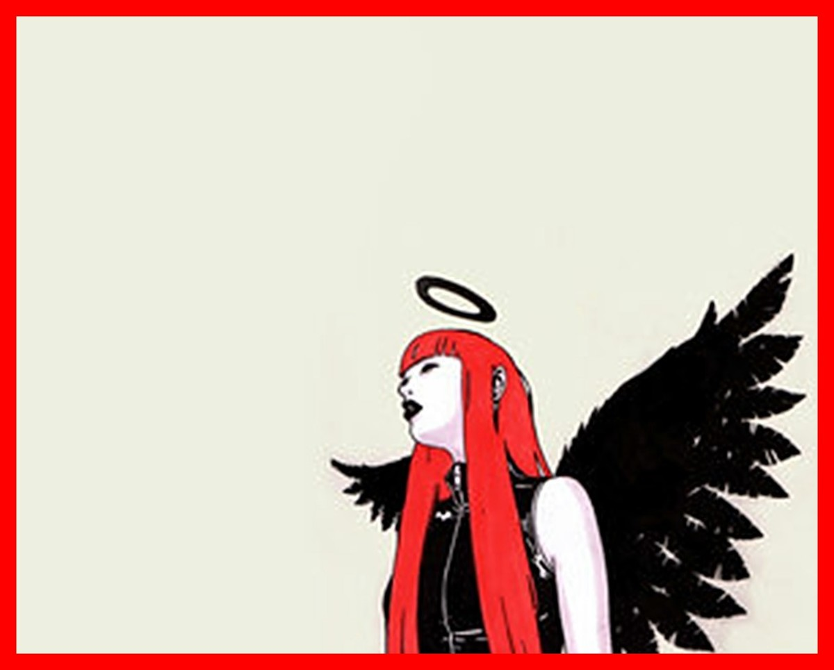 ANGEL by Jason Levesque (aka Stuntkid)