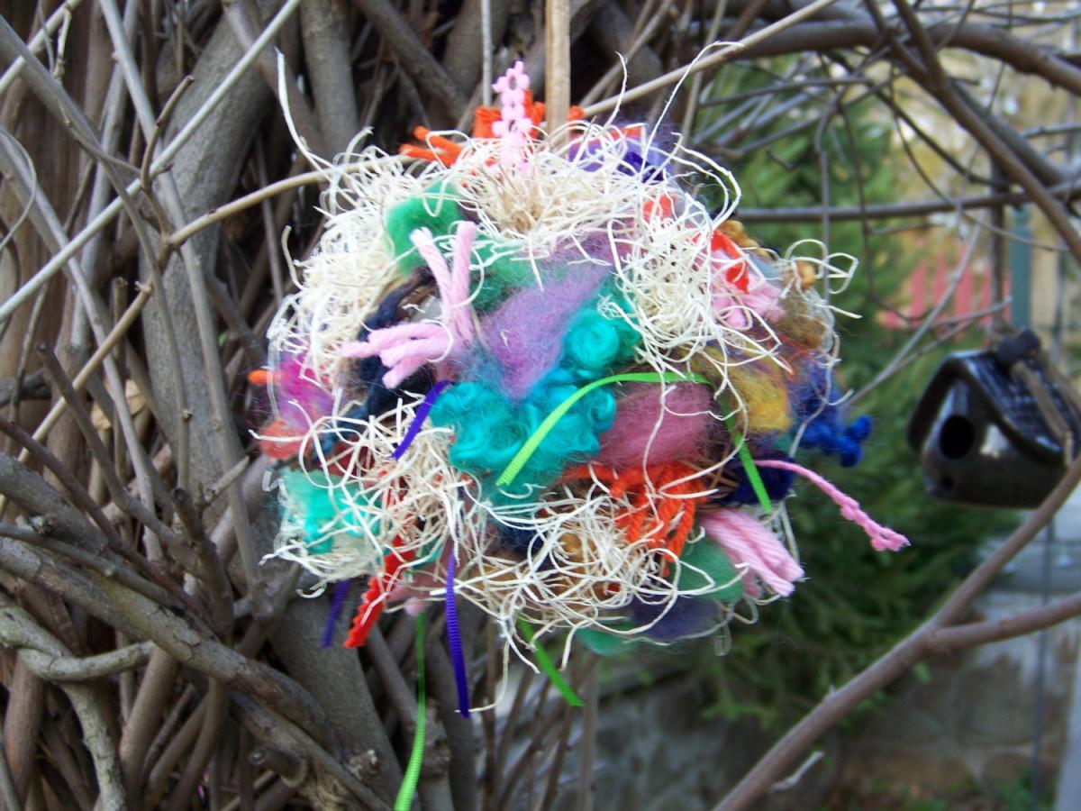 Nesting Material Ball