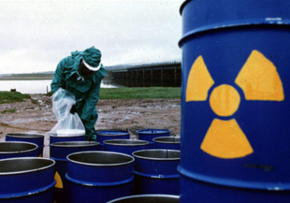 an overview of the radioactive wastes and the issues of the radiation Bioremediation of radioactive waste or  radiation tests  the potential of gmos is limited by regulatory agencies in terms of responsibility and bioethical issues.
