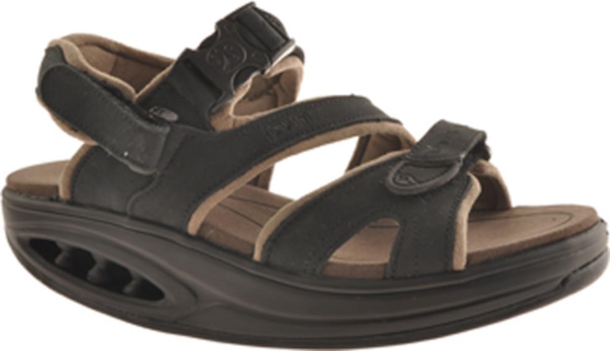 The Ryn Irin - Toning Sandals