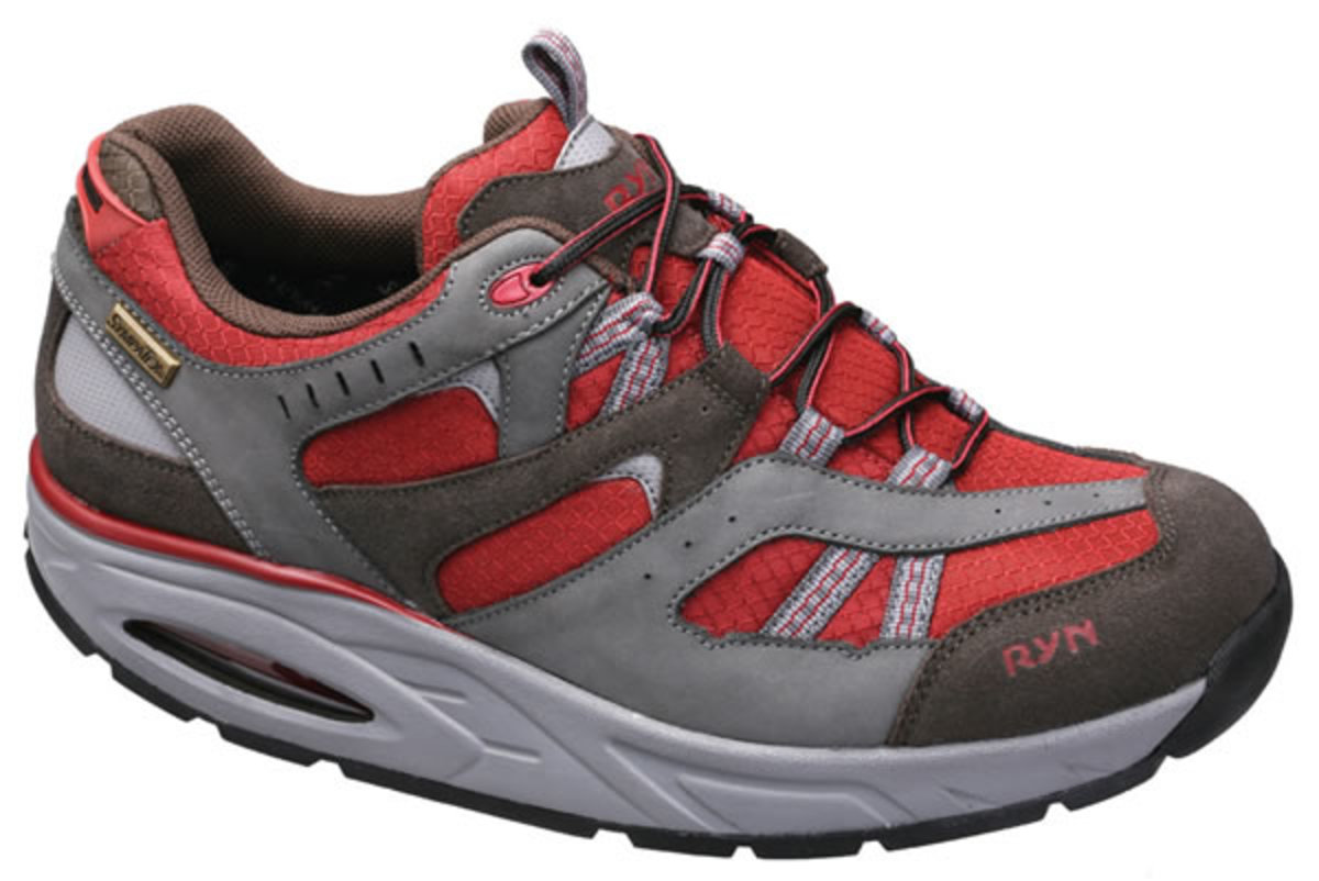 The Ryn Trail - Off-Road Toning Shoes