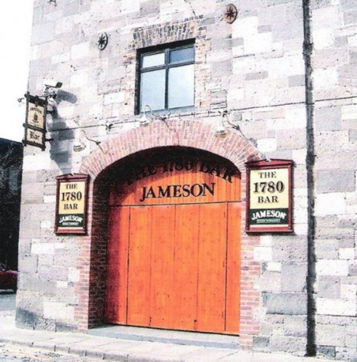 Jameson Museum and Smithfield in Dublin Ireland