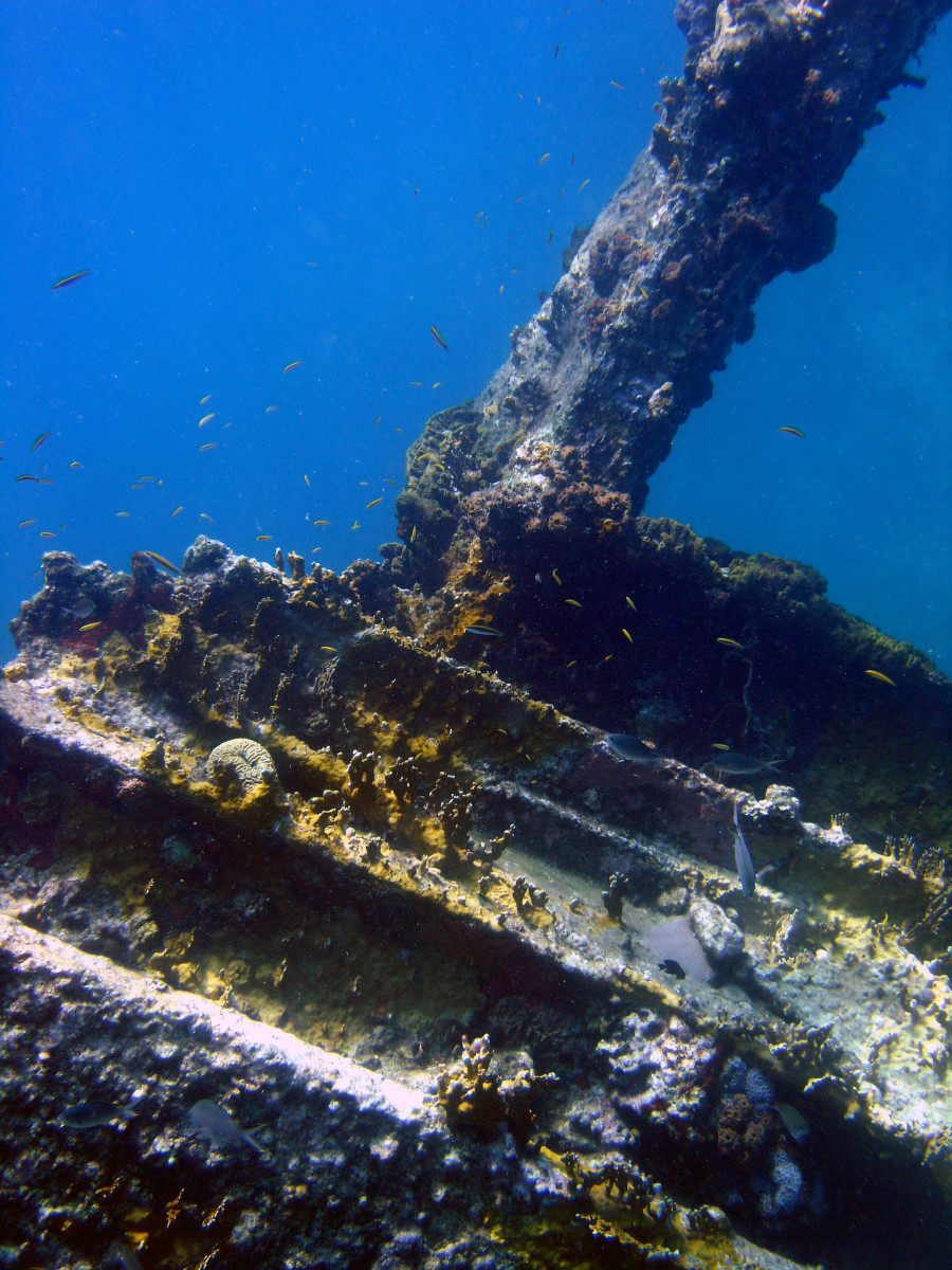 The Wreck Of The Nuestra Senora de Atocha