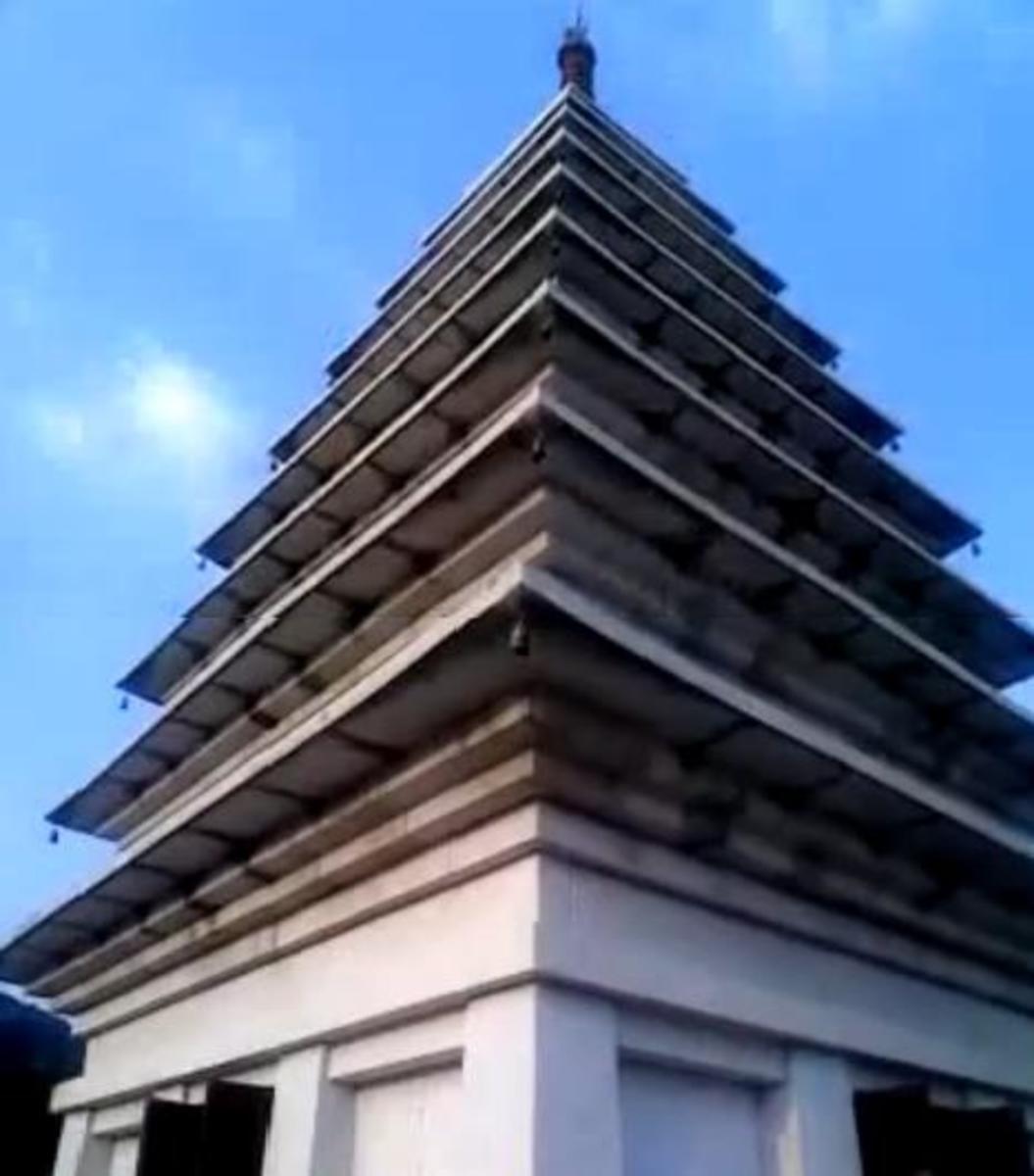 Mireuksa Pagoda