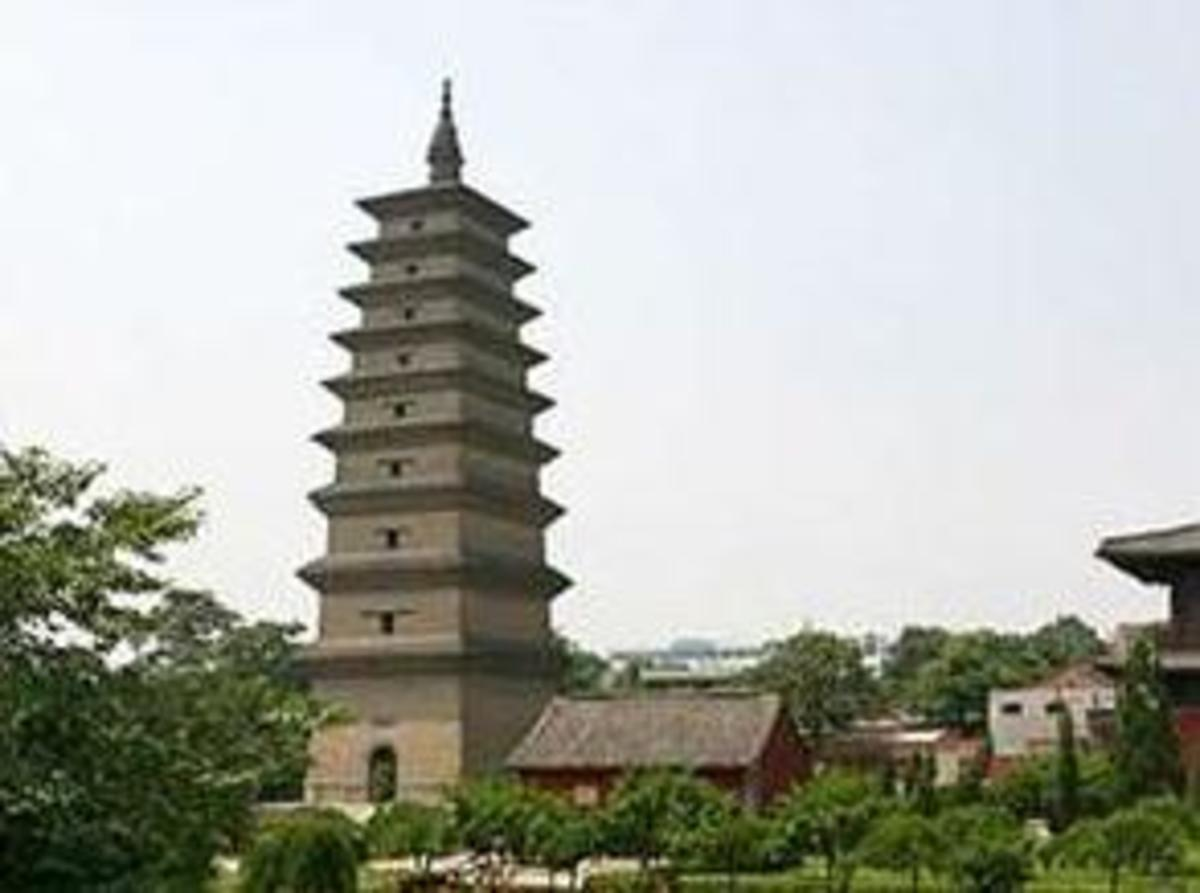 Different Types of Pagodas - Structures Information and Facts