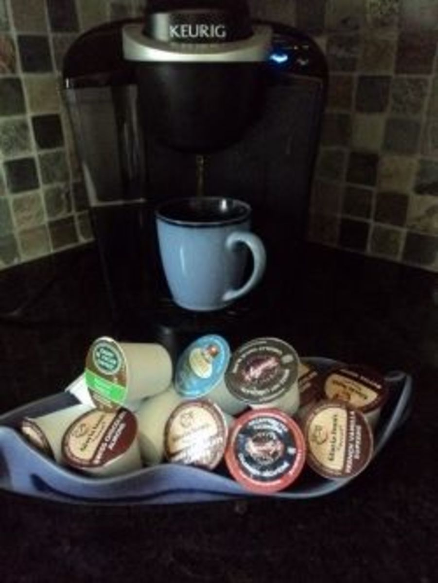 Top 10 Keurig K-Cup Coffee Flavors: One-Cup Servings at a Time