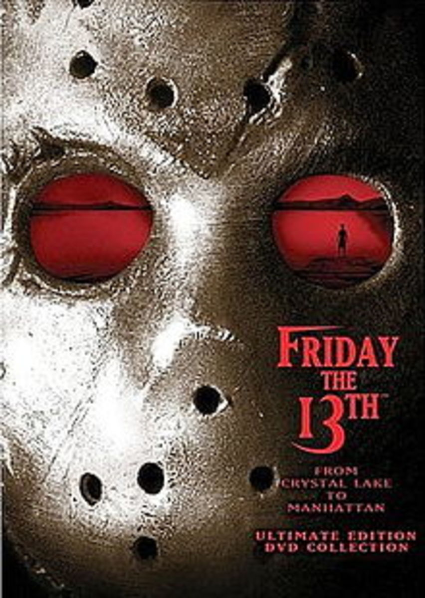 Friday The 13th: HubNuggets Horror at Crystal Lake Camp