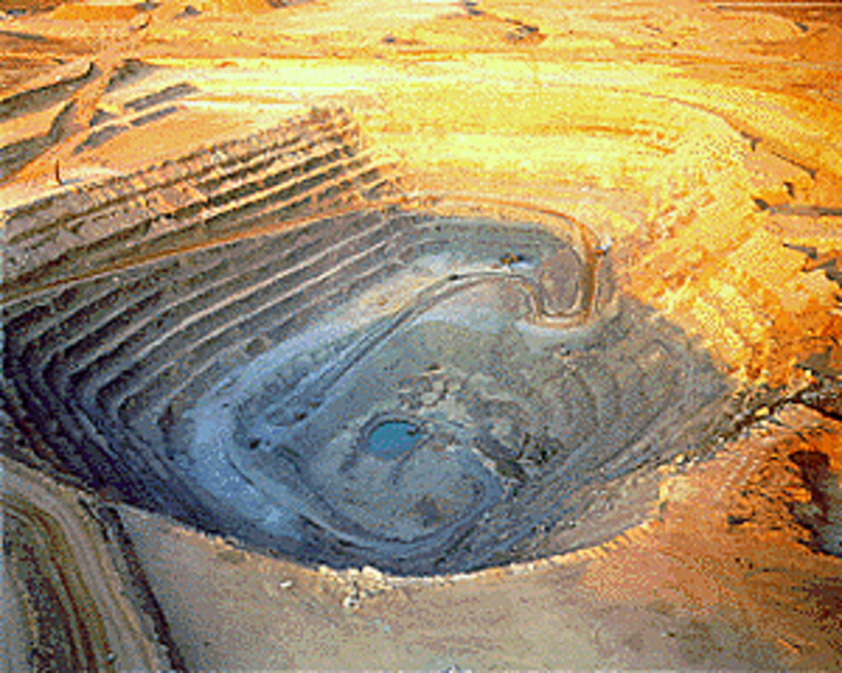 Jwaneng Diamond Mine: The Richest Diamond Mine in the World
