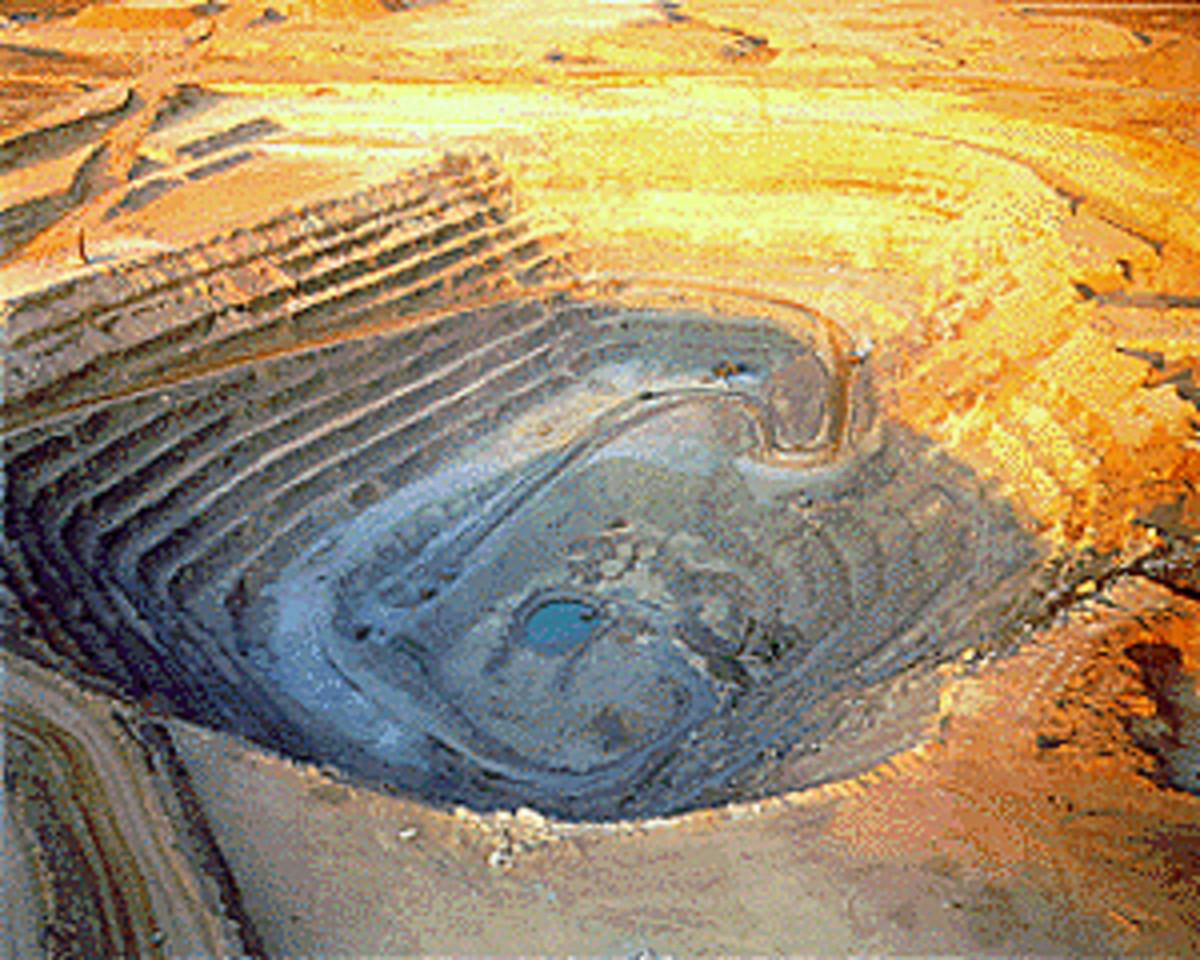 Jwaneng Diamond Mine