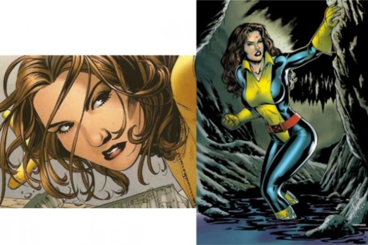 Kitty Pryde AKA Shadowcat