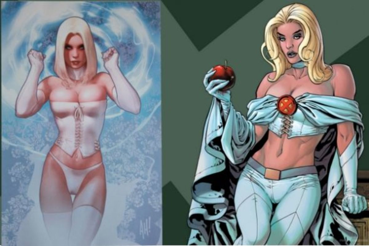 Emma Frost, The White Queen