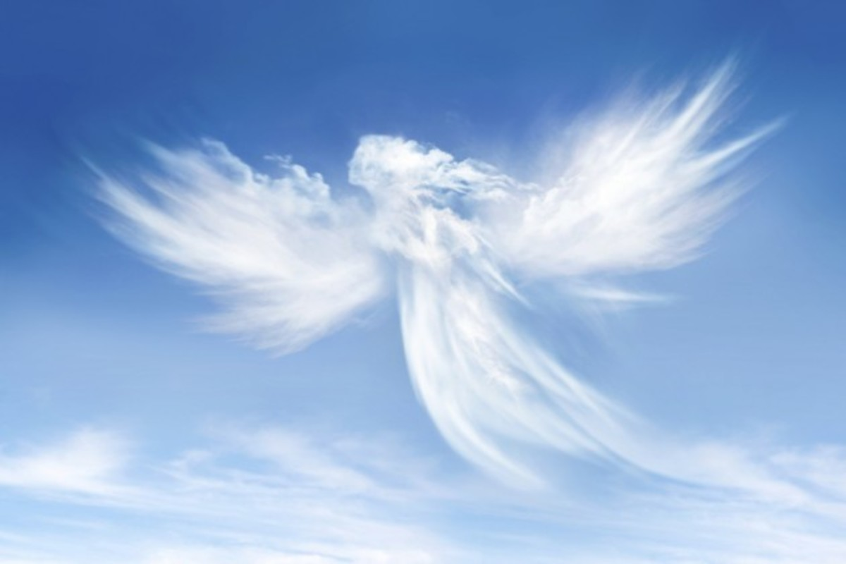 Angels - Do you believe they help you in times of emotional or physical crisis?