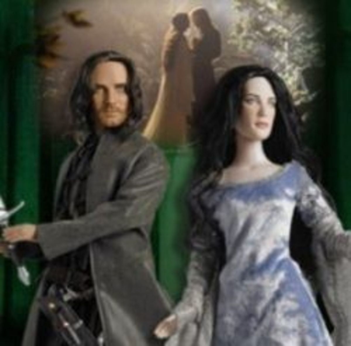Lord of the Rings Dolls & Action Figures