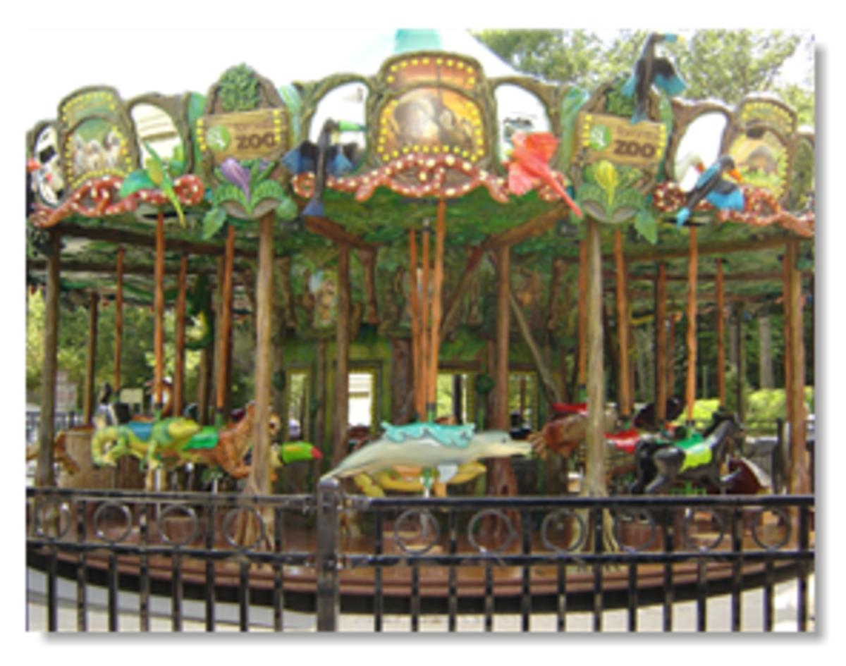 Eurasia Toronto Zoo