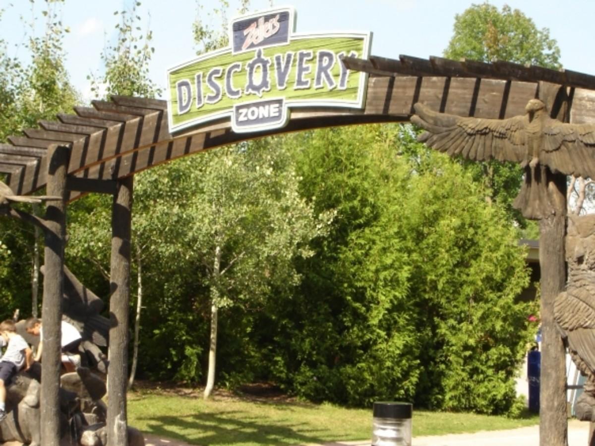Toronto Zoo - Kids Discovery Zone