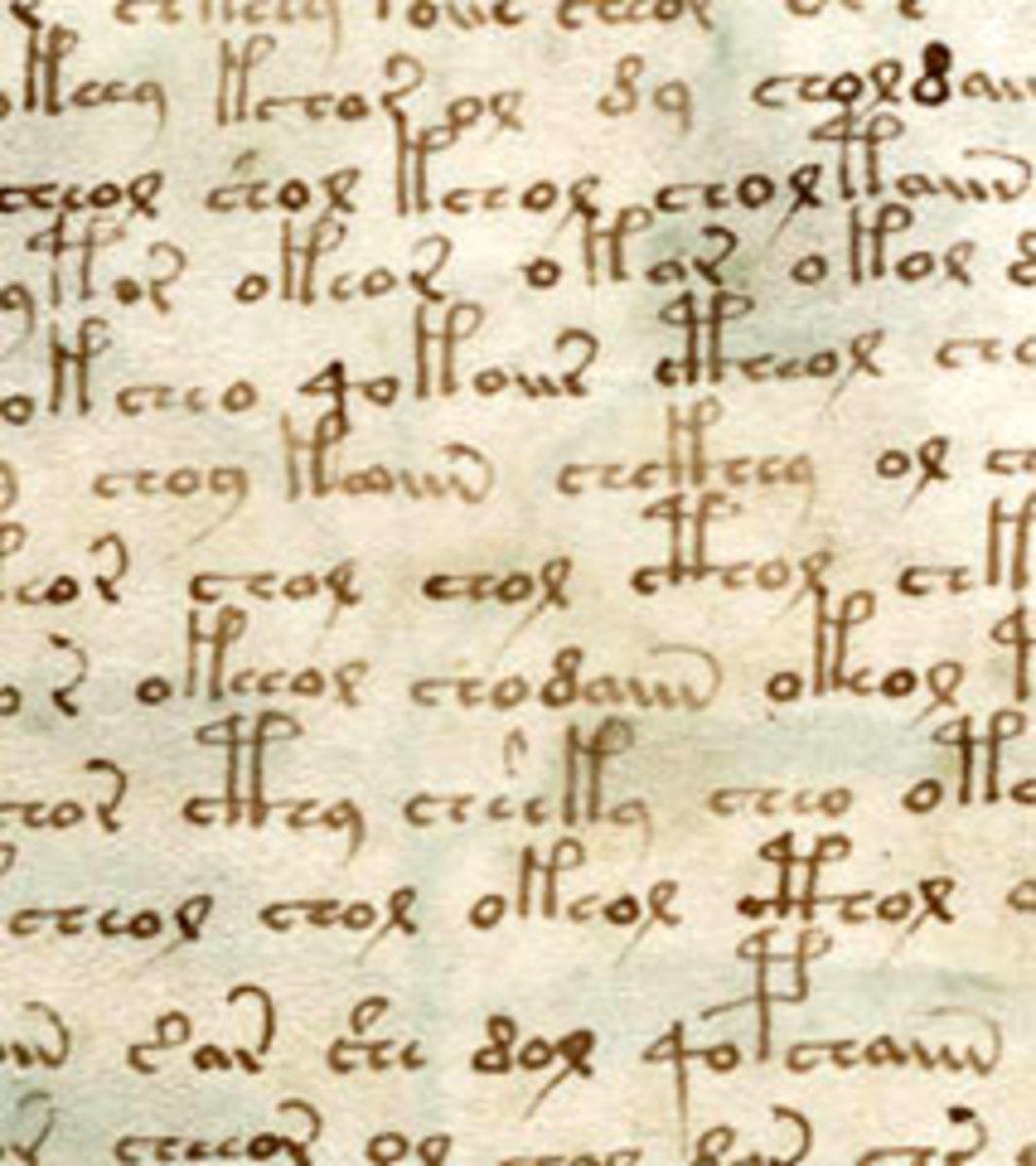 The Voynich Manuscript - Undecipherable?