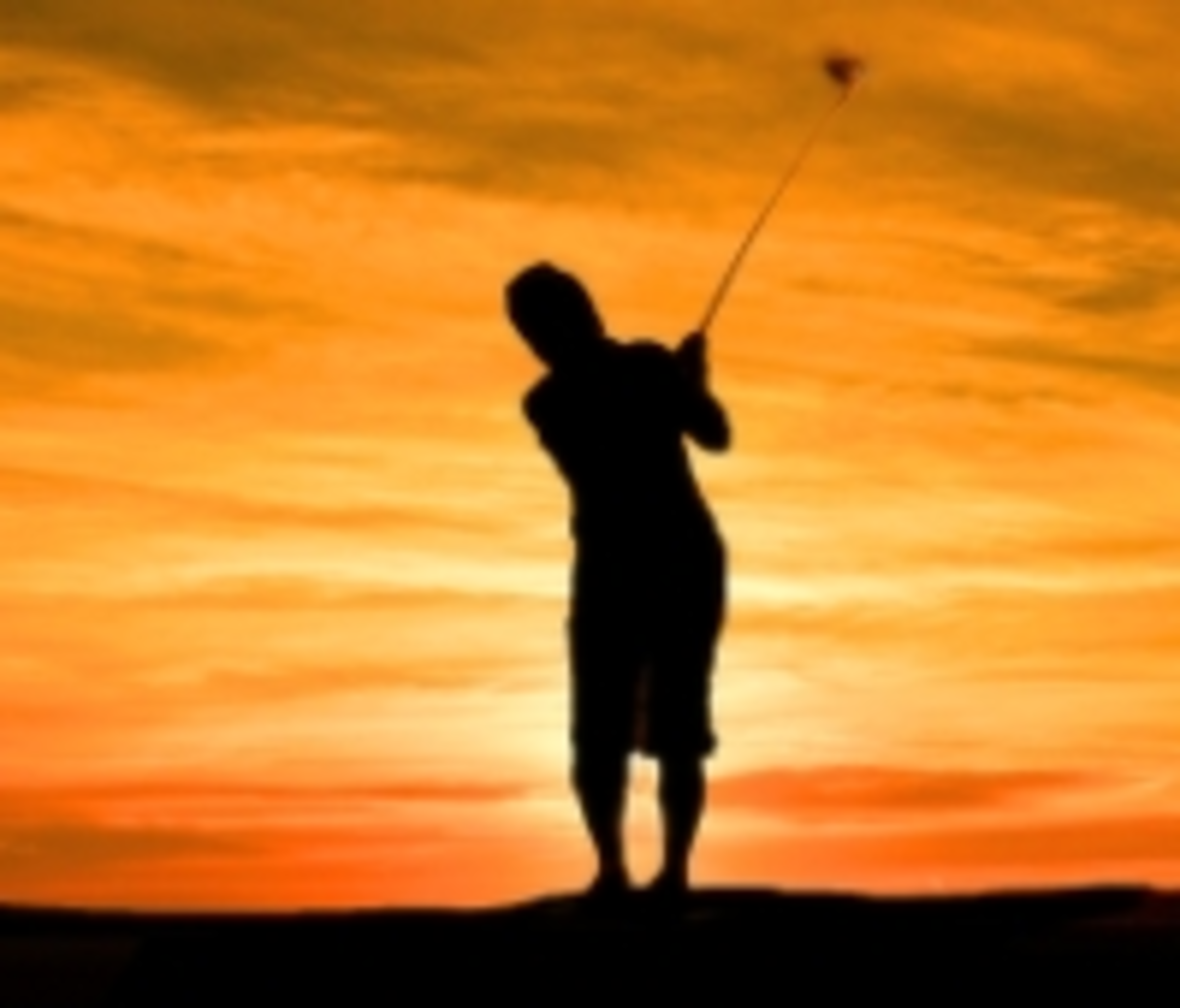Warning: you might be on the course till sundown.