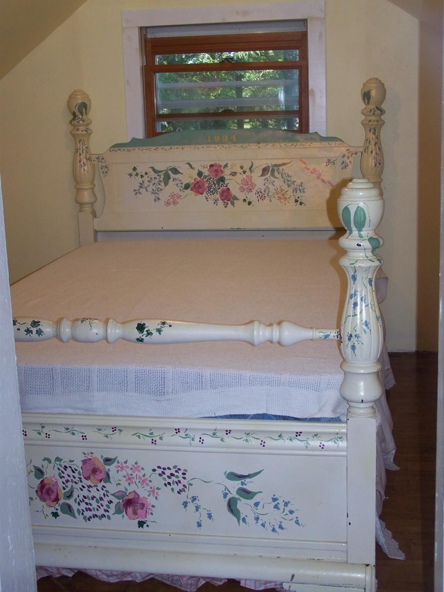 Vintage Bed $20.00