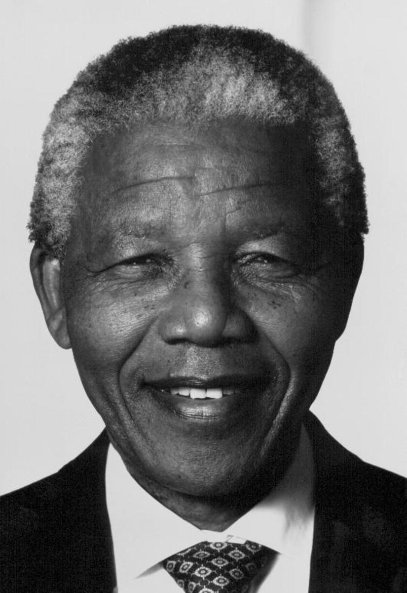 Nelson Mandela - A Tribute on his Birthday