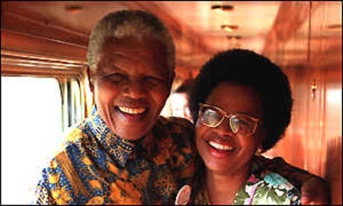 Nelson Mandela married Graa Machel (1998)