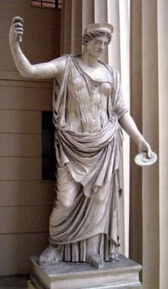The Religion Of Hera In Ancient Greece Hubpages