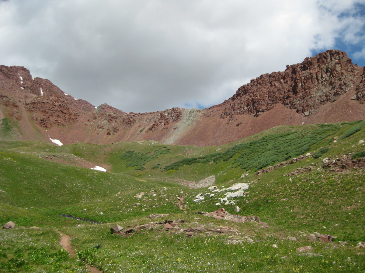 "Although not considered one of the ""Four Passes,"" Willow Pass can easily be added on the trip if traveling in both the clockwise and counterclockwise directions."