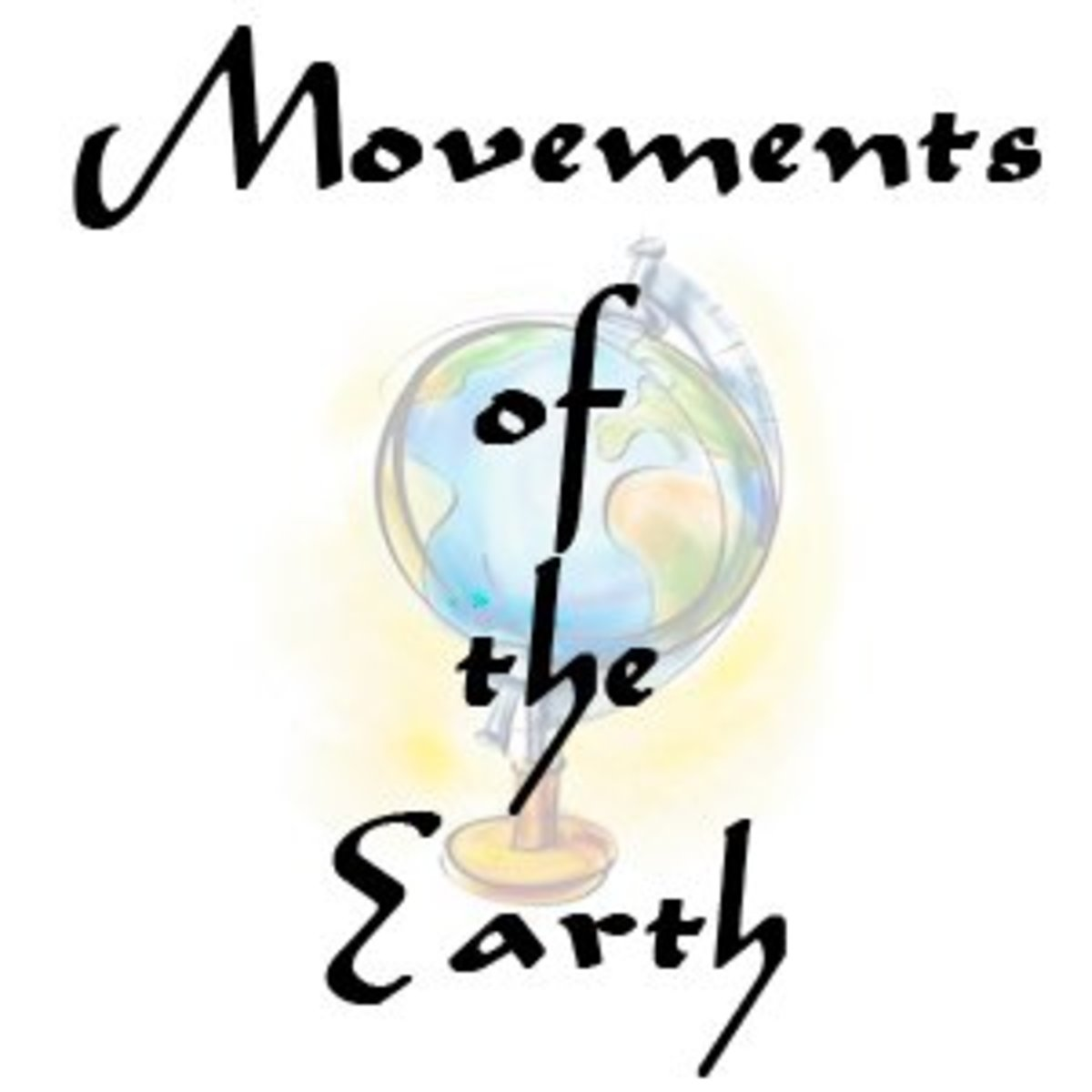 Earth's Movements, Revolution and Rotation