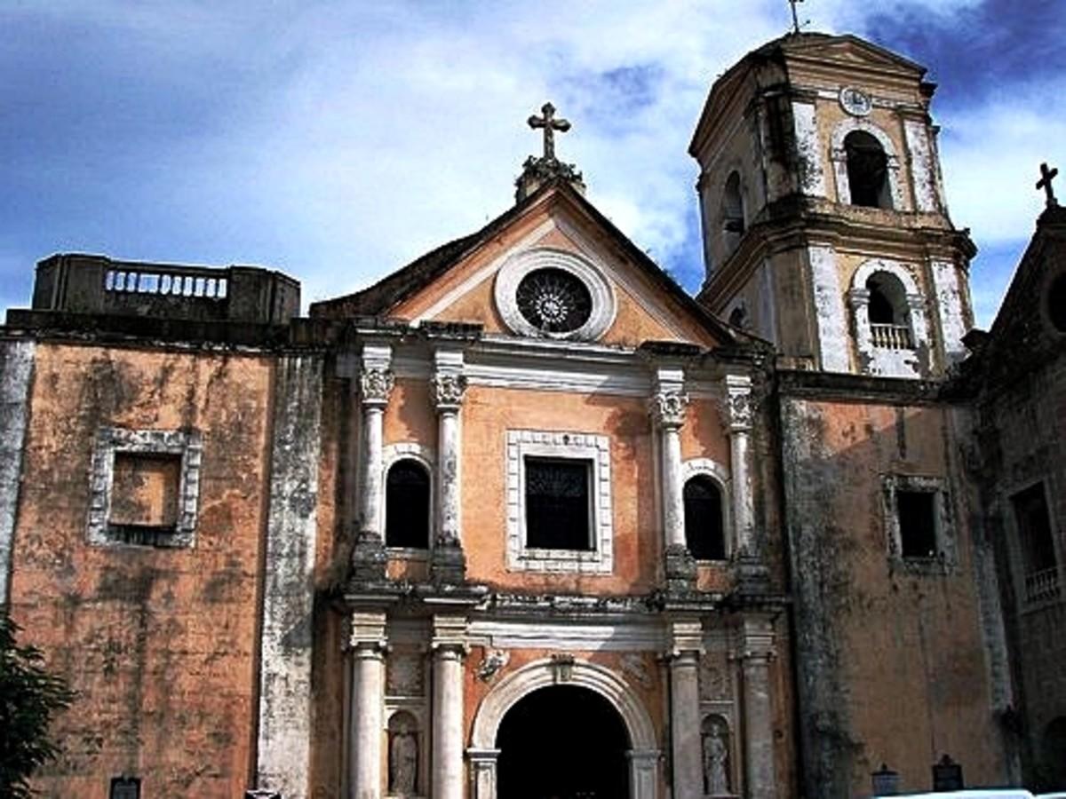 Church of San Agustin in Manila (Intramuros)