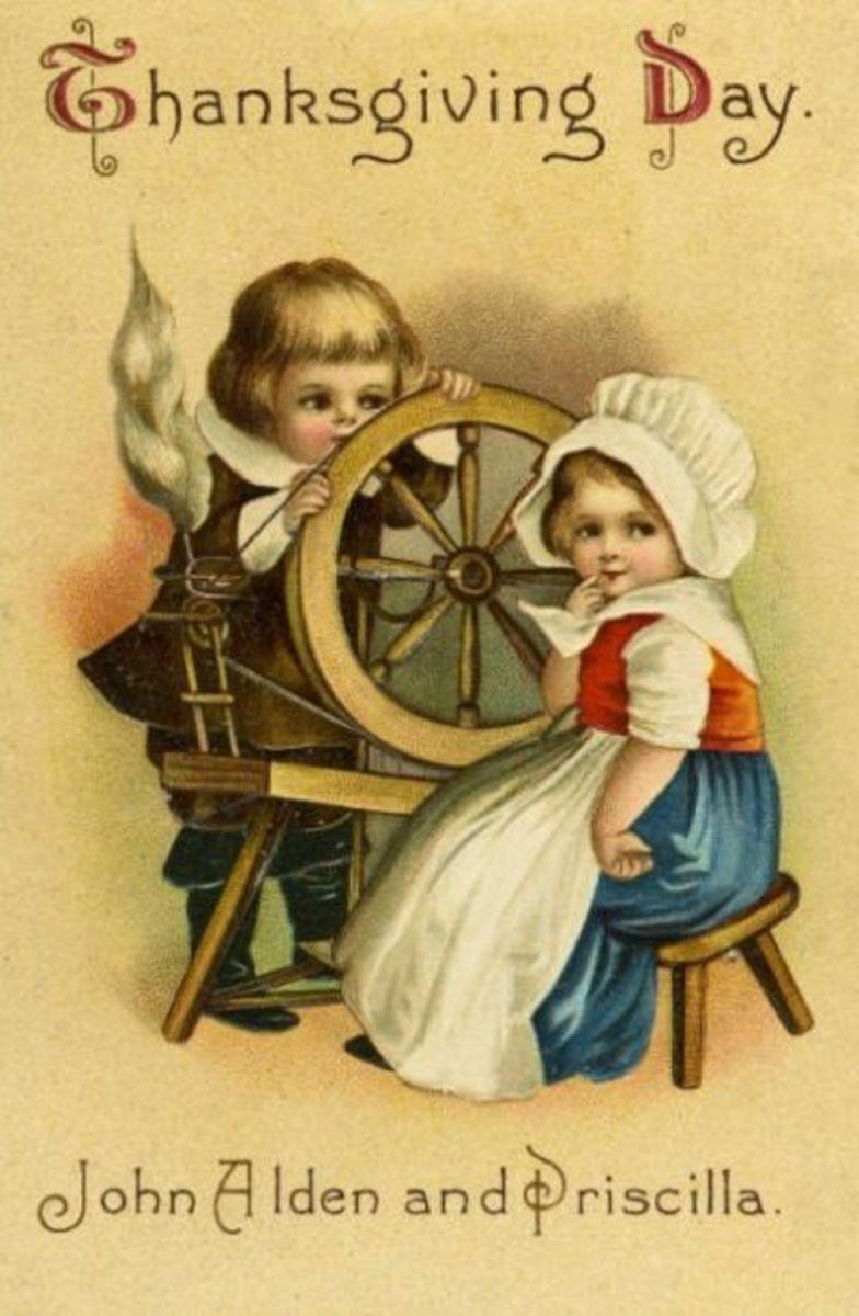John & Priscilla