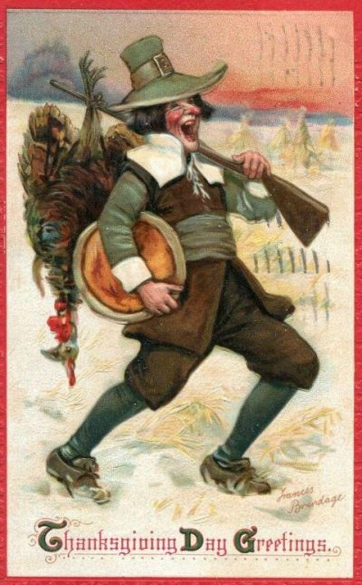 Jolly Pilgrim